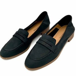 Lucky Brand | Caylon Leather Loafers 10 NEW